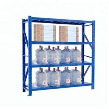 Long Span Metal Shelving for Industrial Warehouse Storage Solutions (IRB)