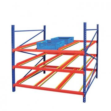 Industrial Light Duty Shelving Racks for Delievery Facility Center