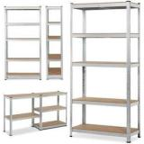 Heavy Duty Stacking Galvanized Warehouse Storage Mezzanine Cantilever Teardrop Shelf Metal Steel Shuttle Rack