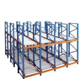 Mobile Wire Shelves for Hospital and Medical Facilities